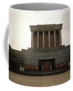 Twilit Ho Chi Minh Mausoleum Coffee Mug