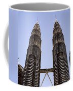 Twilit Petronas Coffee Mug