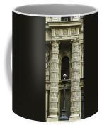 Twin Columns Coffee Mug