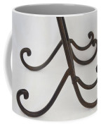 Twin Feet Coffee Mug