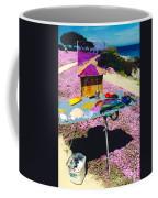 Oceanview Pinks Coffee Mug