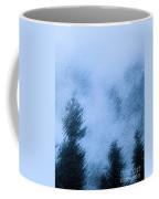 Twin Lakes Rain Coffee Mug