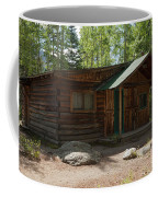 Twin No. 2 Cabin At The Holzwarth Historic Site Coffee Mug