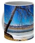 Twin Peaks Blue Coffee Mug
