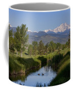 Twin Peaks View Coffee Mug by James BO  Insogna