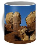 Twin Rocks Capitol Reef National Park Utah Coffee Mug
