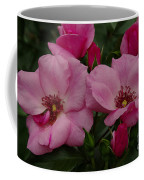 Twin Roses Coffee Mug