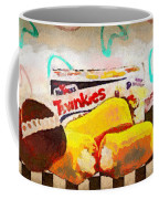 Twinkies Cupcakes Ding Dongs Gone Forever Coffee Mug