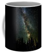 Twinkle Twinkle A Million Stars D1951 Coffee Mug by Wes and Dotty Weber