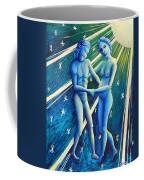 Twins Gemini Coffee Mug
