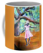 Twirl Under The Oaks Coffee Mug