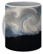 Twirling Turbines Coffee Mug