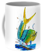 Twisted Mahi Coffee Mug
