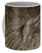 Twisted Root Coffee Mug