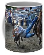 Twisting Horns Coffee Mug