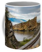 Twisting Track Coffee Mug