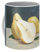 Two And A Half Pears Coffee Mug