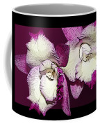 Two Baby Orchids Coffee Mug