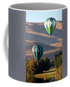 Two Balloons In Morning Sunshine Coffee Mug