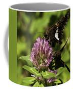 Two Beautiful Butterflies Coffee Mug