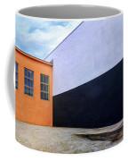 Two Buildings Coffee Mug