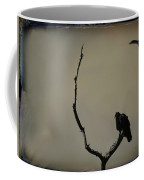 Two Buzzards Coffee Mug