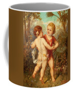 Two Cherubs Coffee Mug