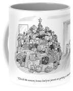Two Children Coffee Mug