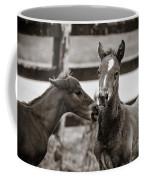 Two Colts Coffee Mug