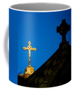 Two Crosses In Jerusalem Coffee Mug