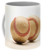 Two Dirty Baseballs Coffee Mug