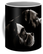 Two Dogs Coffee Mug