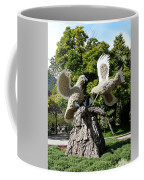 Two Doves  Coffee Mug