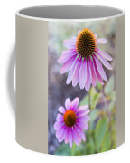 Two Echinacea Coffee Mug