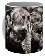 Two Elephants Coffee Mug