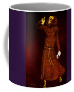 Two Faces Of Death Coffee Mug by Bob Orsillo