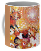 Two Foxes You Have A Friend In Me Coffee Mug