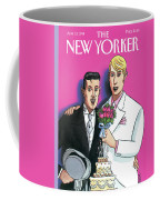 New Yorker June 13th, 1994 Coffee Mug