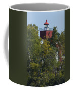 Two Harbors Mn Lighthouse 20 Coffee Mug