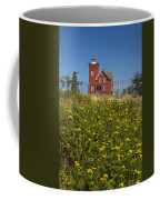 Two Harbors Mn Lighthouse 22 Coffee Mug
