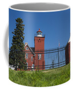 Two Harbors Mn Lighthouse 25 Coffee Mug