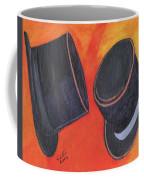Two Hats Coffee Mug