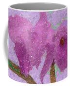 Two Hothouse Beauties Coffee Mug