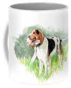 Two Hounds Coffee Mug