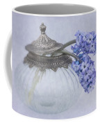 Two Hyacinth Flowers Coffee Mug