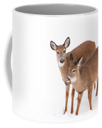 Two In The Snow Coffee Mug