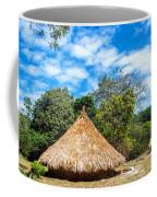 Two Indigenous Huts Coffee Mug