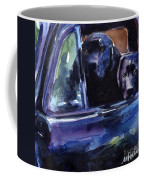 Two Into Fifty One Coffee Mug by Molly Poole