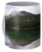 Two Jack Lake Sunset - Banff Nat. Park, Alberta Coffee Mug