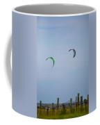 Two Kites Coffee Mug